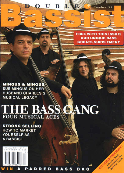 nbbrecords-double bassist nr. 35